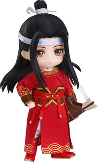 Nendoroid Doll Lan Wangji (Qishan Night-Hunt Ver.): The Master of Diabolism Pre-order Good Smile Arts Shanghai