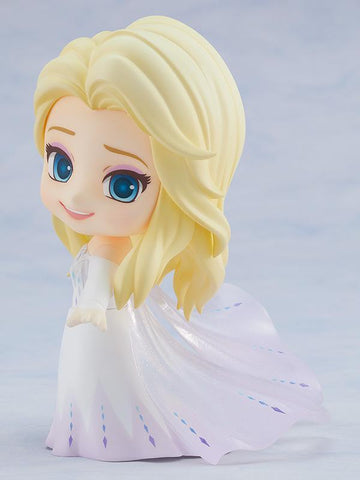 Nendoroid Elsa (Epilogue Dress Ver.): Frozen 2 Pre-order Good Smile Company