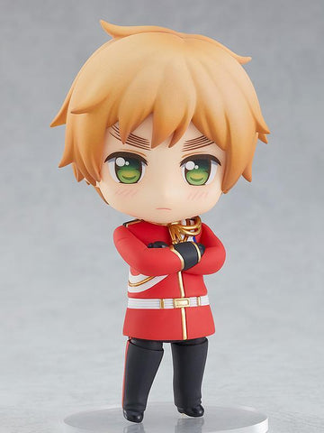 Nendoroid UK: Hetalia World Stars Pre-order Orange Rouge