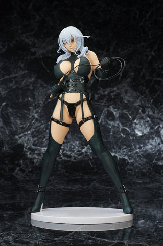 Rei Homare Art Works: Silver Whip 1/5 Scale Figure 1/5 Scale Figure Lechery