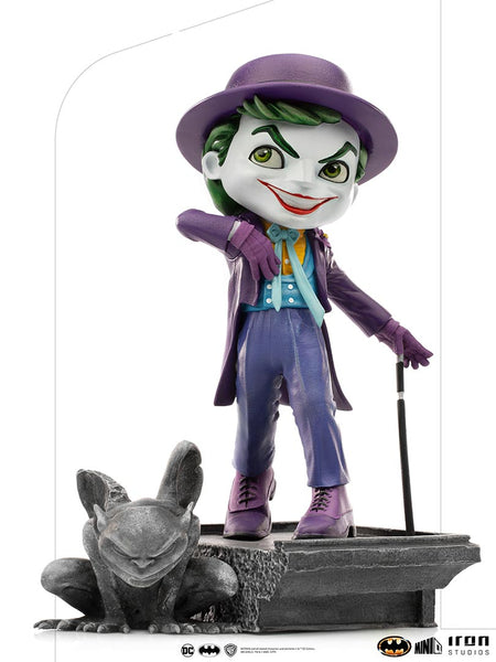 DC Comics: Minico The Joker (1989) Non-Scale Figure Pre-order Iron Studios