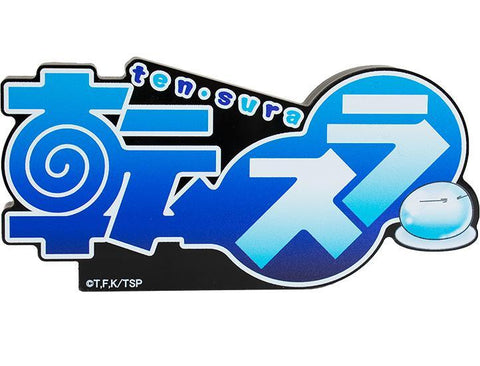 That Time I Got Reincarnated as a Slime: Acrylic Logo Display Piece Pre-order Good Smile Company