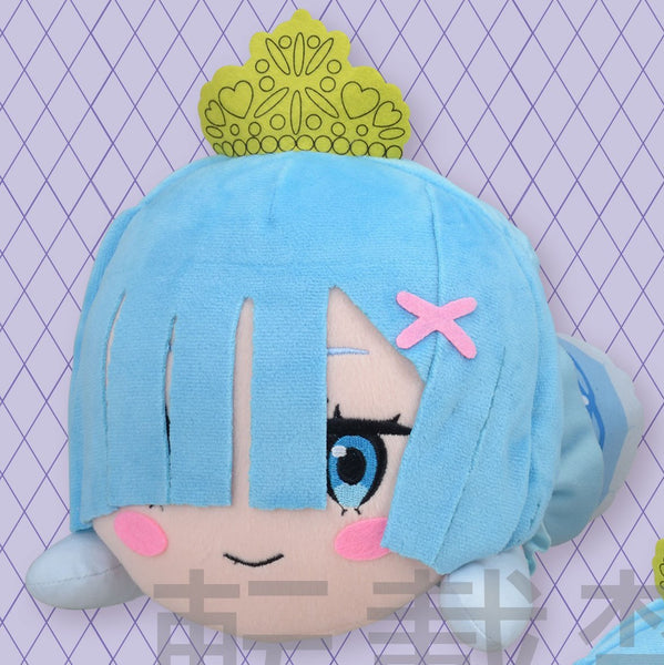 Re:Zero: Rem Pretty Princess Ver. (Normal) - SP Lay Down Plush Pre-order SEGA