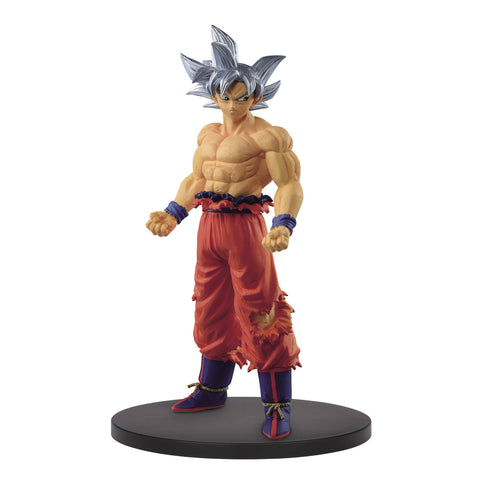 Dragon Ball Super: Creator x Creator -Son Goku- (B:Ultra Instinct) Prize Figure Pre-order Banpresto