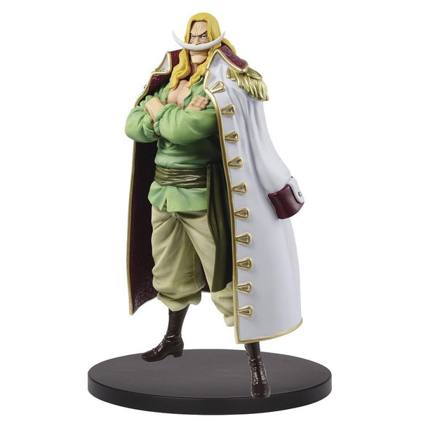 One Piece: DXF Grandline Men Wanokuni (Vol. 9) Edward Newgate Prize Figure Pre-order Banpresto