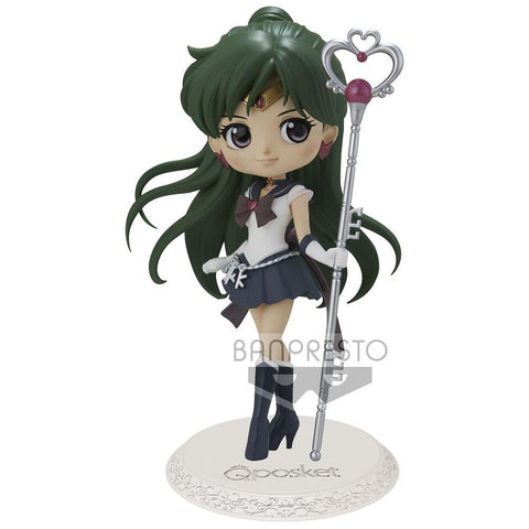 Sailor Moon Eternal: Super Sailor Pluto (Ver. B) Q posket Q posket Banpresto
