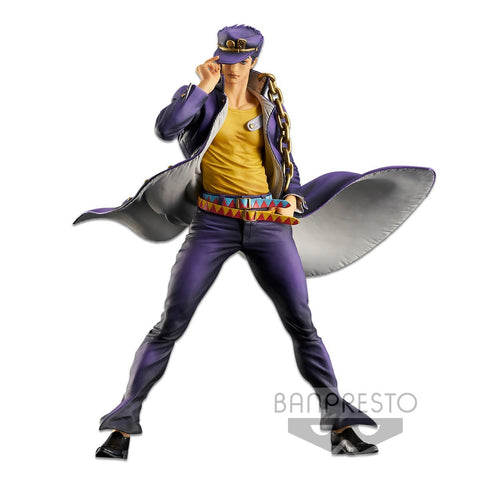 Jojo's Bizarre Adventure: Stardust Crusaders Super Master Stars Piece Jotaro Kujo (The Brush) Prize Figure Prize Figure Banpresto