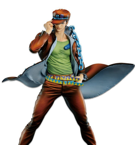 Jojo's Bizarre Adventure: Stardust Crusaders Super Master Stars Piece Jotaro Kujo (The Brush 2) Prize Figure Prize Figure Banpresto
