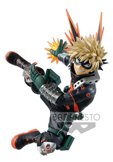 My Hero Academia: The Amazing Heroes (Vol. 14) Katsuki Bakugo Prize Figure Pre-order Banpresto