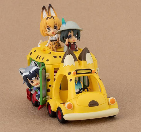 Kemono Friends: Japari Bus Non-scale Figure Anime Kadokawa