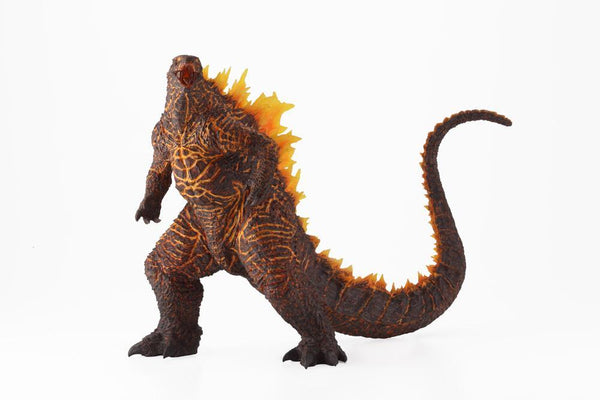 Godzilla: Hyper Solid Series Godzilla (2019 Burning Version) Non-Scale Figure Pre-order Art Spirits