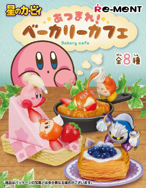 Kirby: Kirby's Bakery Cafe Prize Figure Pre-order Re-ment