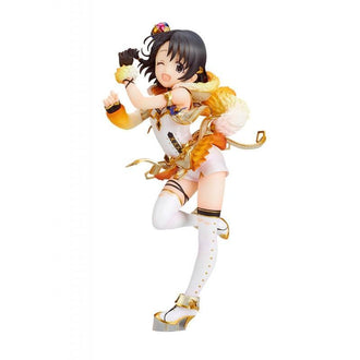 The Idolm@ster Cinderella Girls: Chie Sasaki Party Time Gold Ver. 1/7 Scale Figure Pre-order Alter