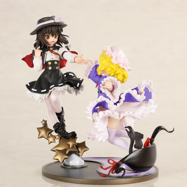 ZUN's Music Collection: Secret Sealing Club Renko Usami & Maribel Hearn Limited Color Edition Non-scale Figure Bellfine Co.
