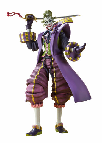 Ninja Batman: Bandai S.H.Figuarts The Joker Demon King Of The Sixth Heaven Non-Scale Figure Tamashii Nations