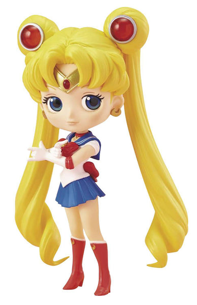 Sailor Moon: Sailor Moon Q-Posket Figure (Reproduction) Non-scale Figure Banpresto