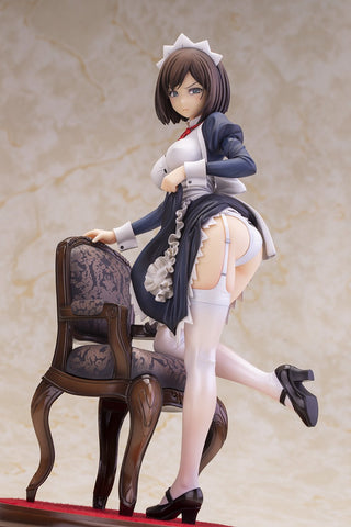 Original Character: Chitose Itou Illustration by 40hara Std. Ver. 1/6 Scale Figure Pre-order Alphamax