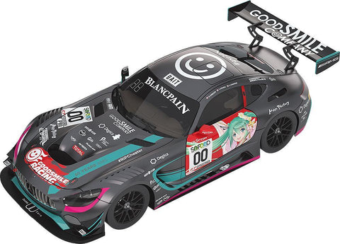 1/43rd Scale Good Smile Hatsune Miku AMG 2017 SPA24H Finals Ver. Pre-order Goodsmile Racing