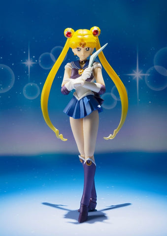 Sailor Moon: Bandai S.H. Figuarts Imposter Sailor Moon Non-Scale Figure Tamashii Nations