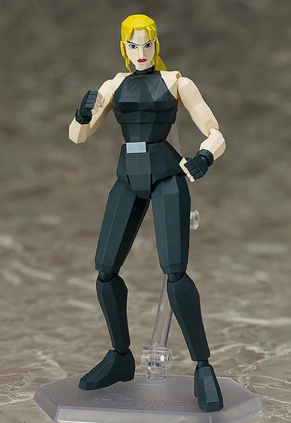 figma Sarah Bryant: Virtua Fighter figma FREEing