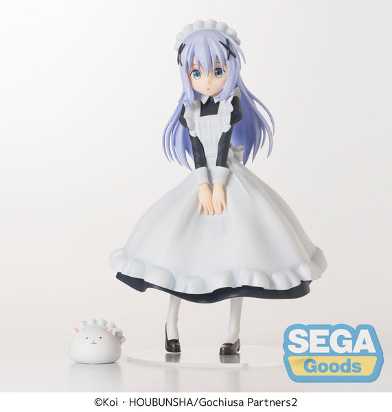 Is the Order a Rabbit?: Chino (M) PM Figure Prize Figure Prize Figure SEGA