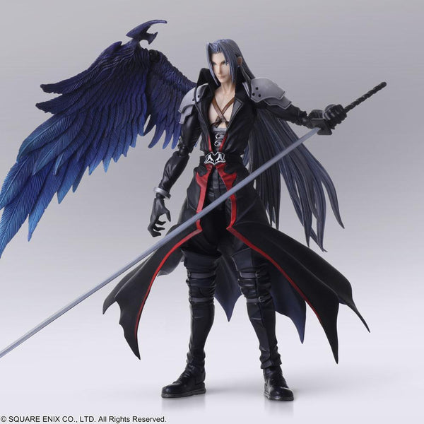 Final Fantasy: Sephiroth Another Form Variant Non-Scale Figure Pre-order Square Enix