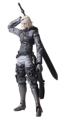 Nier Series: Bring Arts Nier & Emil Set Non-Scale Figure Non-Scale Figure Square Enix