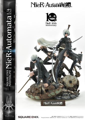 Square Enix Masterline Nier:Automata 1/4 Scale Set 1/4 Scale Figure Square Enix