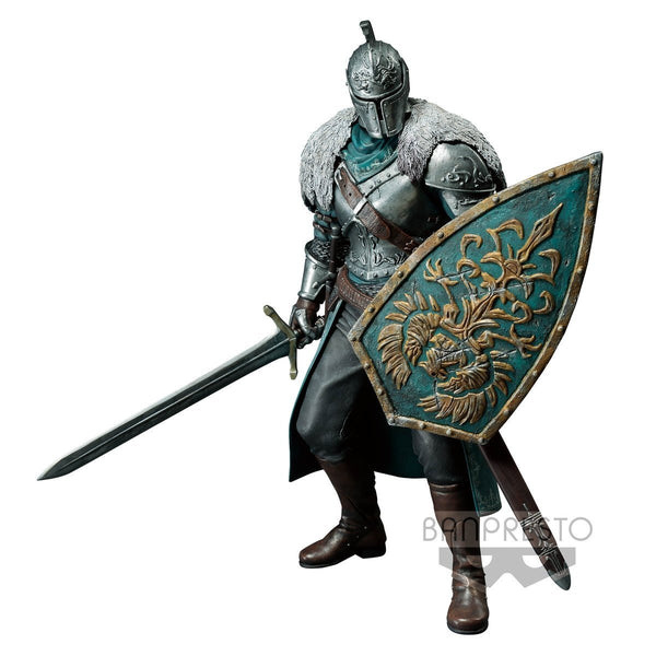 Dark Souls Sculpt Collection Vol. 1: Faraam Knight Figure Non-scale Figure Banpresto
