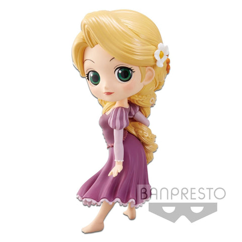 Q posket Rapunzel (Ver. A - Normal Color): Disney Q posket Banpresto