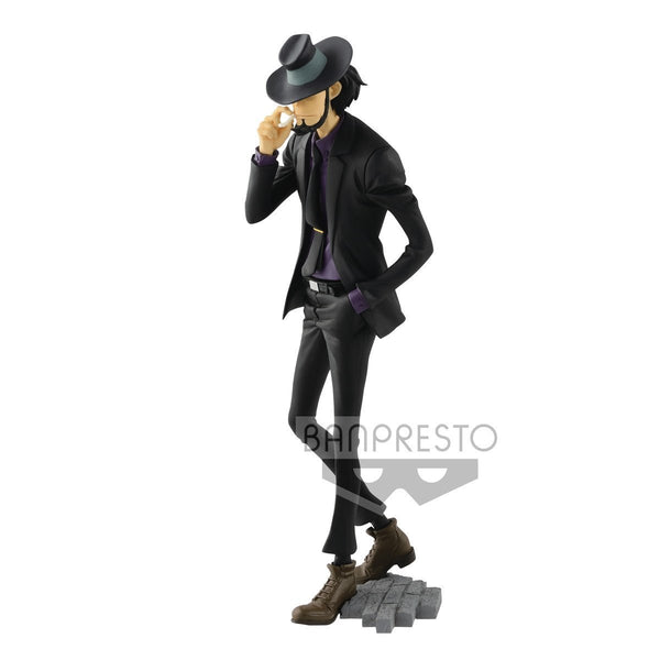Lupin the Third: Part 5 Master Stars Piece Vol. 2 Daisuke Jigen Figure Non-scale Figure Banpresto