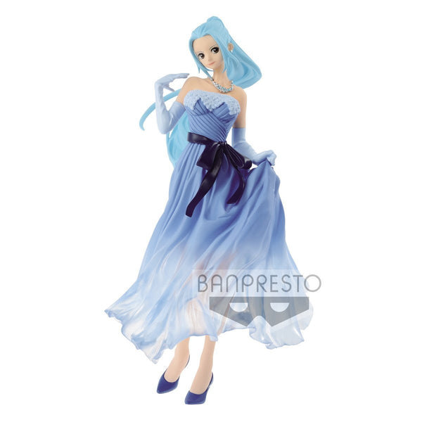 One Piece Lady Edge: Wedding Nefeltari Vivi (B Normal Color Ver.) Figure Non-scale Figure Banpresto