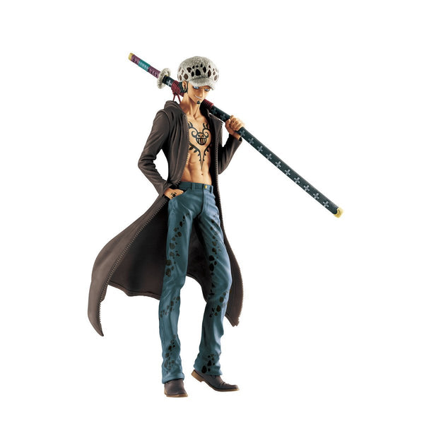 One Piece: Trafalgar Law Memory Figure Non-scale Figure Banpresto