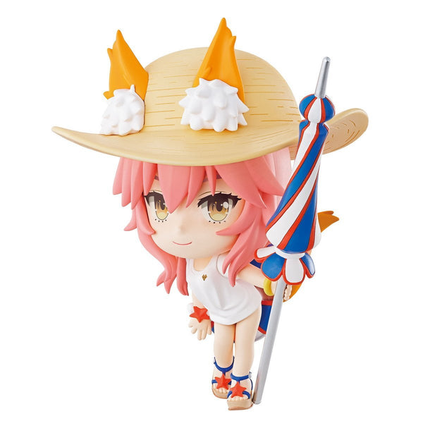 Fate/Grand Order: Kyun Chara Lancer/Tamamo no Mae Figure Chibi Banpresto
