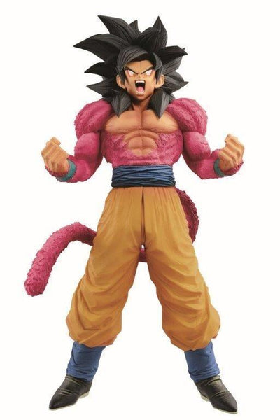 Dragon Ball GT Super Master Stars Piece: Goku Super Saiyan IV -The Brush- Anime Banpresto