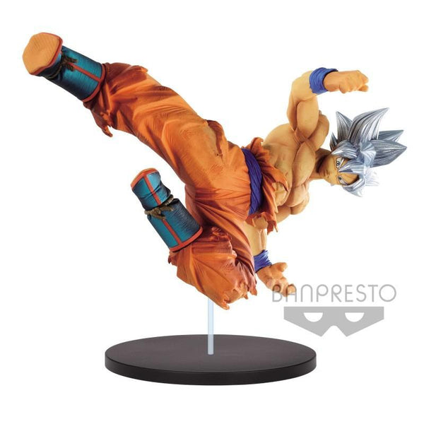 Dragon Ball Super: Son Gokou Fes!! Vol.8 (A:Ultra Instinct) Non-scale Figure Anime Banpresto