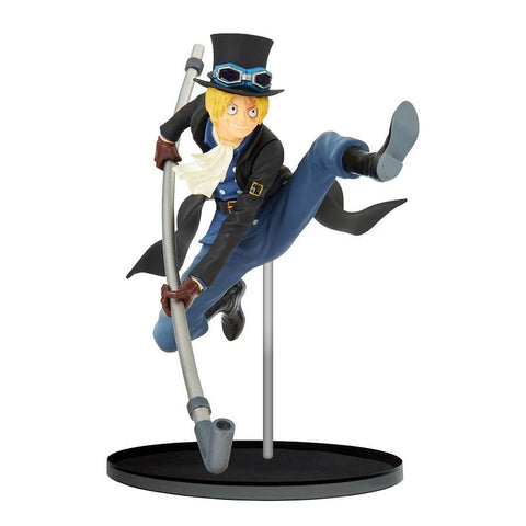 One Piece: World Figure Colosseum 2 Vol. 8 Sabo (A:Normal Color Ver.) Non-Scale Figure Banpresto