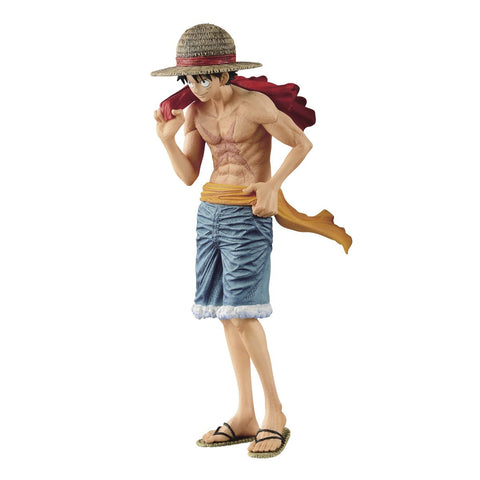 One Piece: Magazine Figure Vol. 2 (Ver.A) Monkey D. Luffy Prize Figure Banpresto