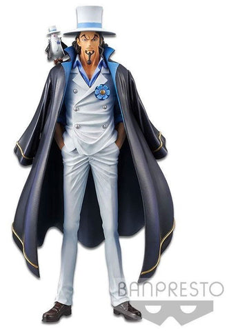 One Piece: Movie DXF The Grandlinemen Vol. 3 (B:Rob Lucci) Prize Figure Banpresto