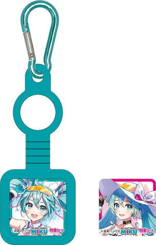 Shine Hatsune Miku PET Bottle Holder: Racing Miku 2021 (Ver. 01) Pre-order Shine
