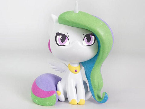 My Little Pony Chibi Vinyl Series 2 - Celestia Non-Scale Figure For Fans By Fans