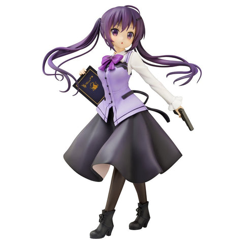 Is the Order a Rabbit?: Rize Cafe Style 1/7 Scale Figure 1/7 Scale Figure PLUM