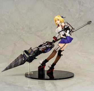 God Eater 3: Claire Victorious Amiami Exclusive Smiling Ver. 1/7 Scale Figure Pre-order Plum