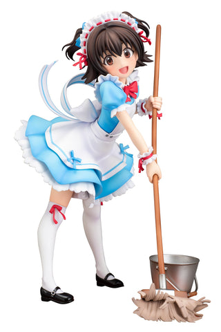 The Idolm@ster Cinderella Girls: Miria Akagi [Let's Go Miss Maid] 1/7 Scale Figure Pre-order Plum