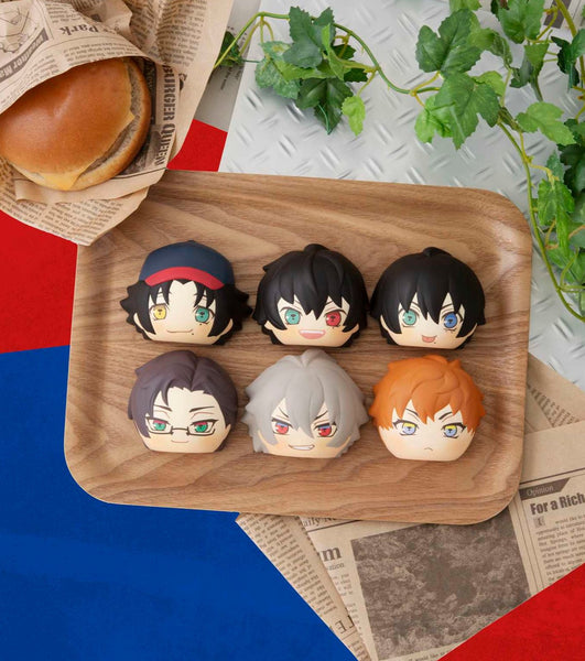 Hypnosis Mic-Division Rap Battle- Rhyme Anima: Fluffy Squeeze Bread (Box of 6) - Ikebukuro & Yokohama Pre-order Megahouse
