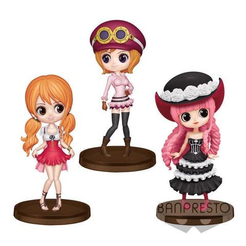 One Piece Q posket: Petit Vol. 2 (1 Random Figure) Q posket Banpresto