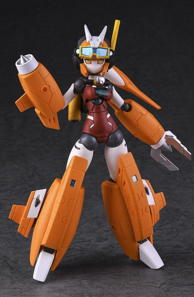 Original Character: Polynian Motoroid Maguana Non-Scale Figure Daibadi Production