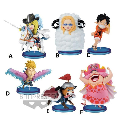 One Piece: World Collectable Figure Oriental Zodiac Vol. 2 Collectible Banpresto