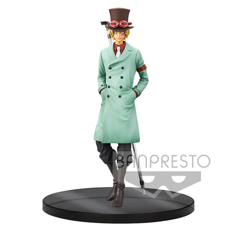 One Piece: Movie DXF The Grandlinemen Vol. 2 (Sabo) Prize Figure Banpresto