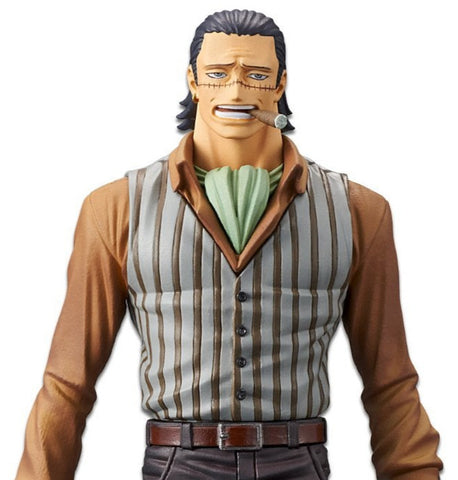 One Piece: Movie DXF The Grandlinemen Vol. 4 (Crocodile) Prize Figure Banpresto